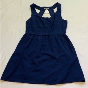 SOLD‼️Navy Blue Dress